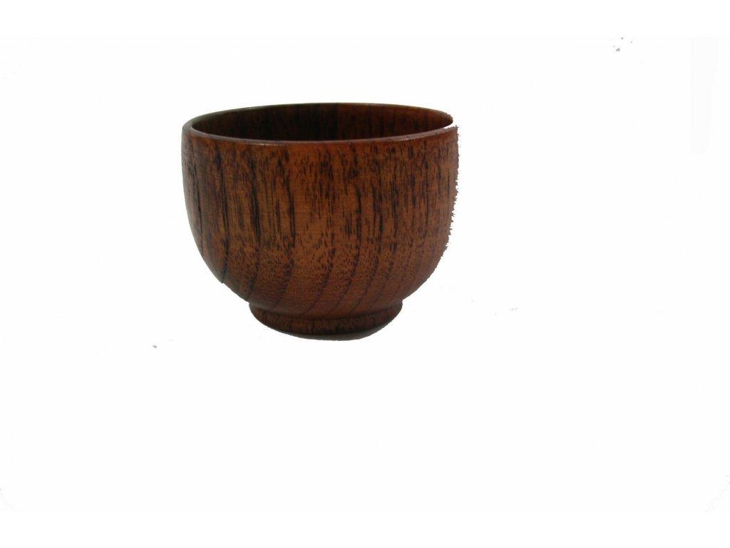 Dřevěná mistička