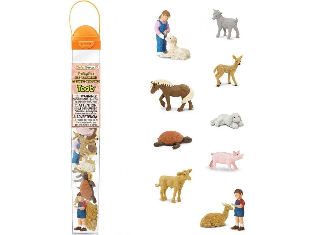 Tuba - Dětský koutek v Zoo