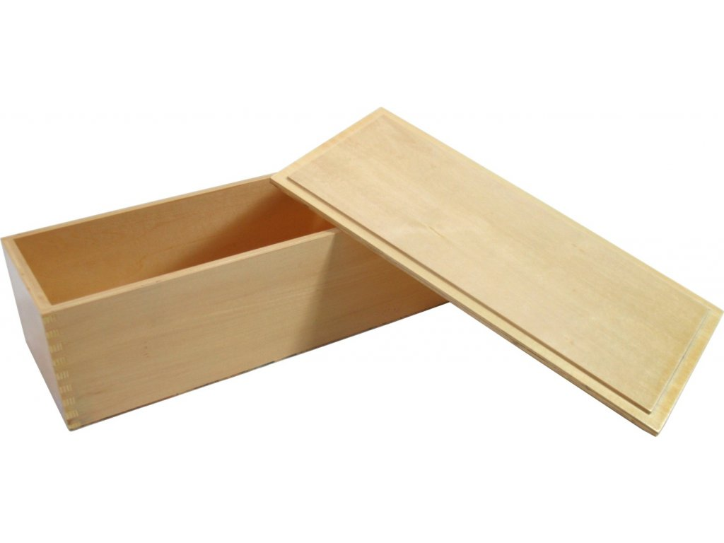 Krabička na geometrická tělesa