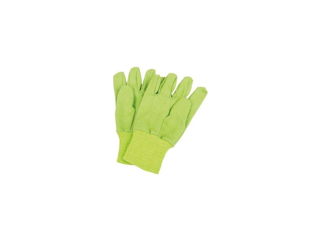 Zahradní rukavice zelené