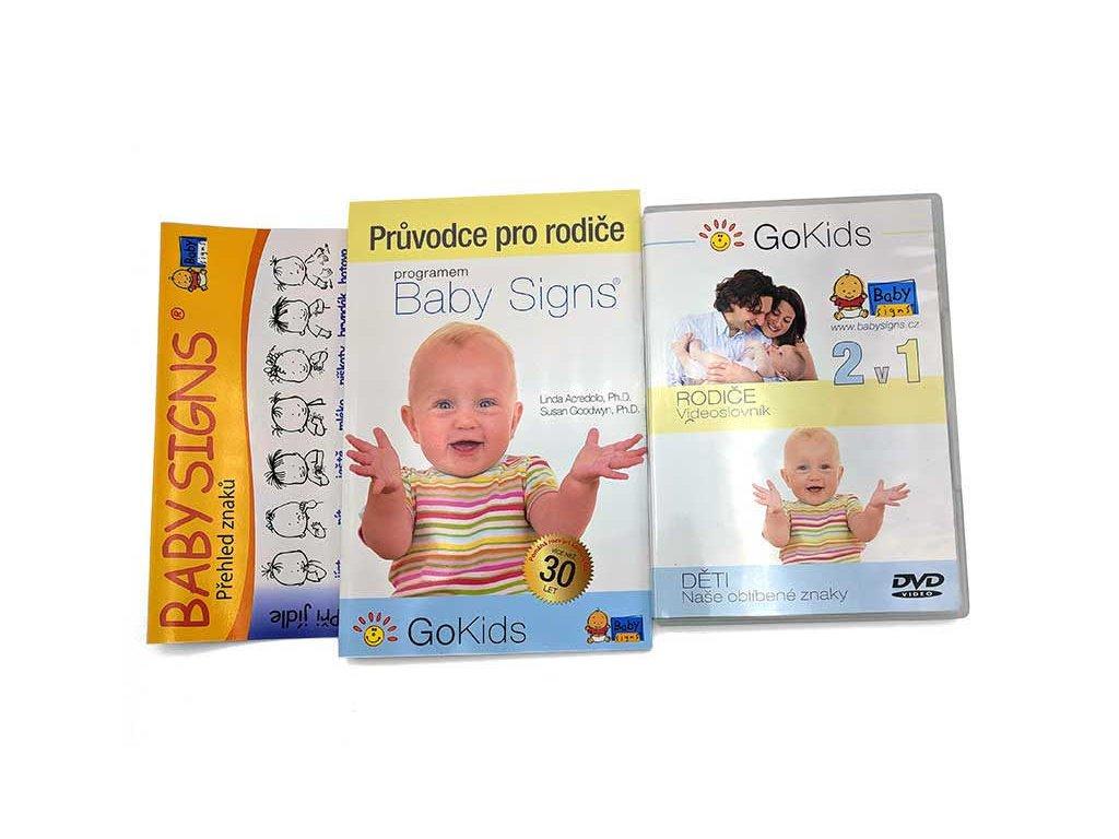 znakovani babysigns sada