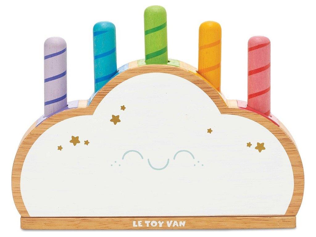 Le Toy Van Petilou Duhová lízátka