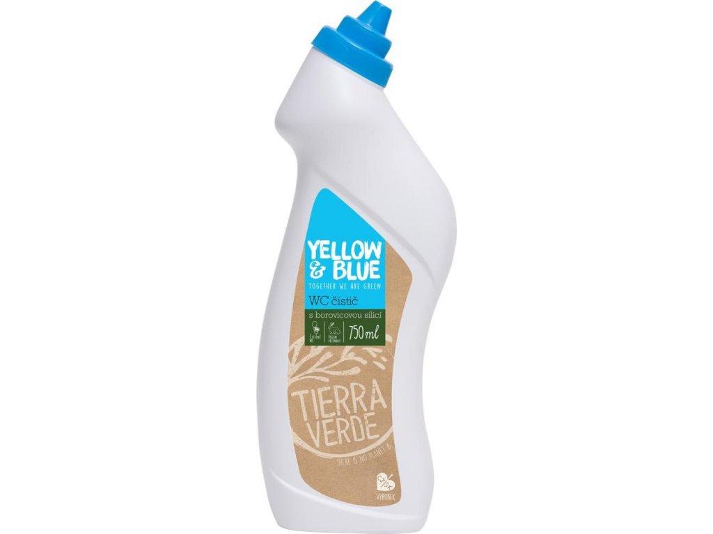 WC čistič (lahev 750 ml)