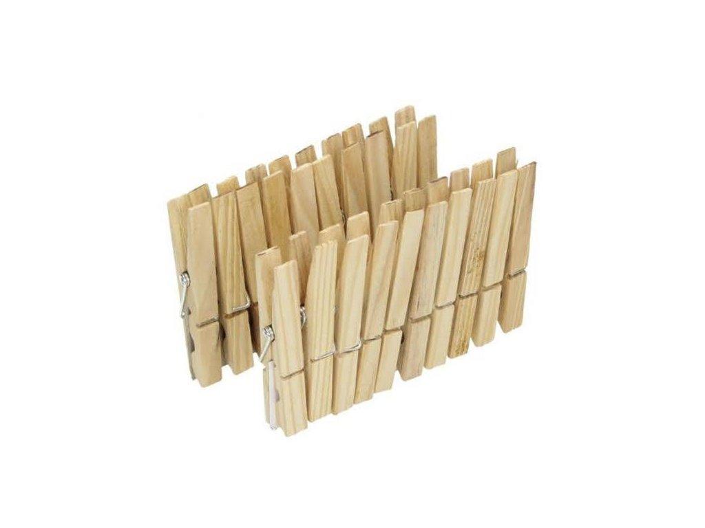 kolicky drevo 20ks