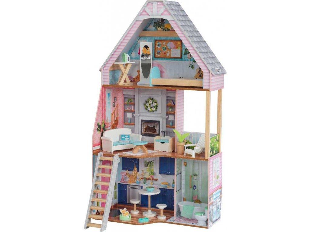 KidKraft Dřevěný domeček Matilda