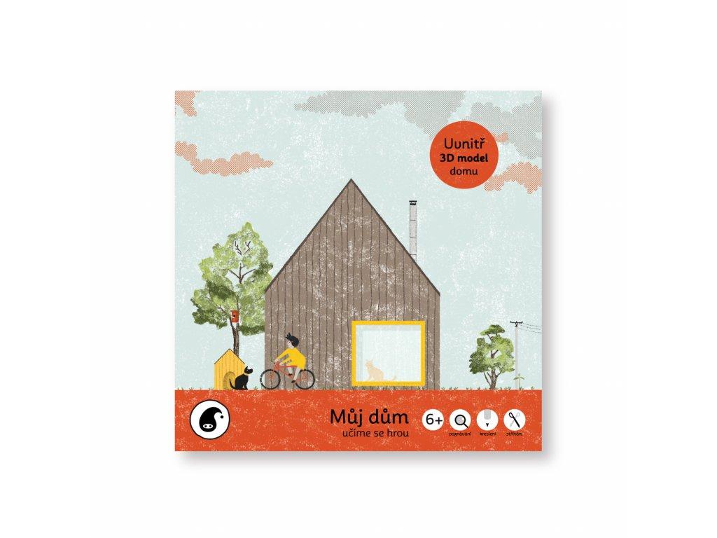 Můj dům - Učíme se hrou Jitka Musilová