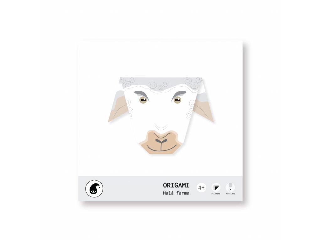 Origami - Malá farma Jitka Musilová
