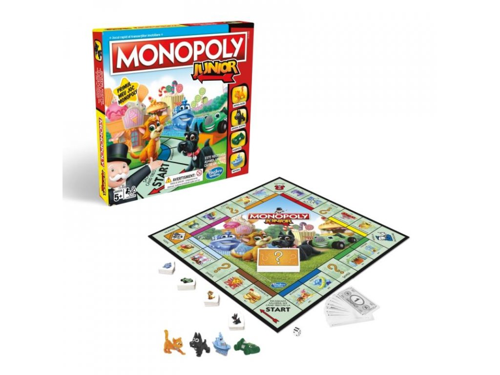 M14A6984 Monopoly junior