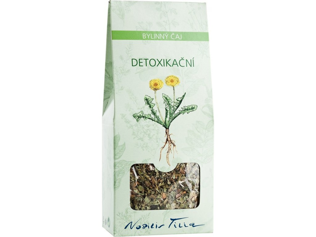 Čaj detoxikační 50 g