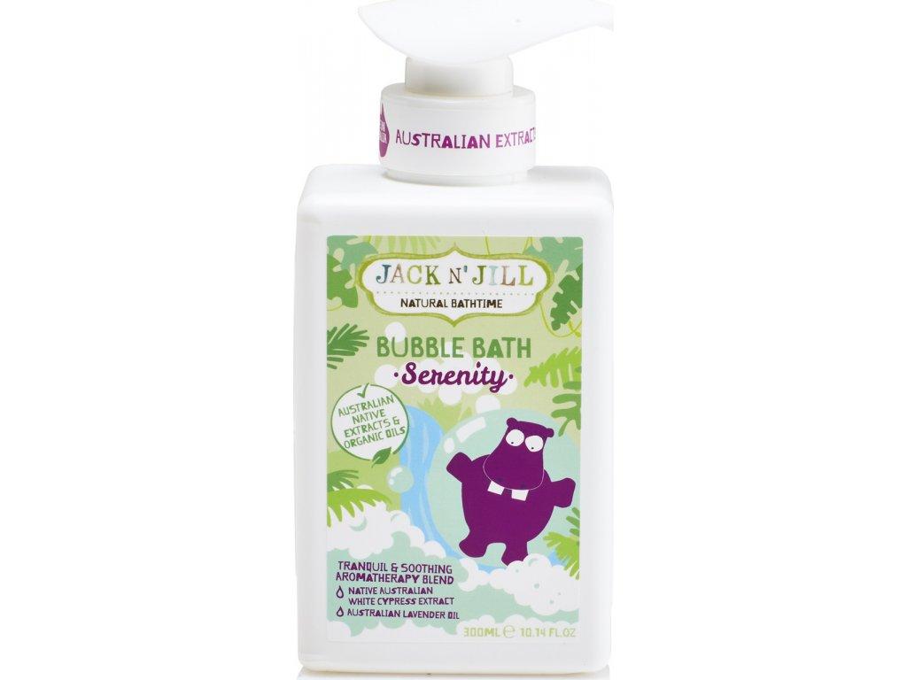 Jack N´ Jill NATURAL BATHTIME Serenity Pěna do koupele