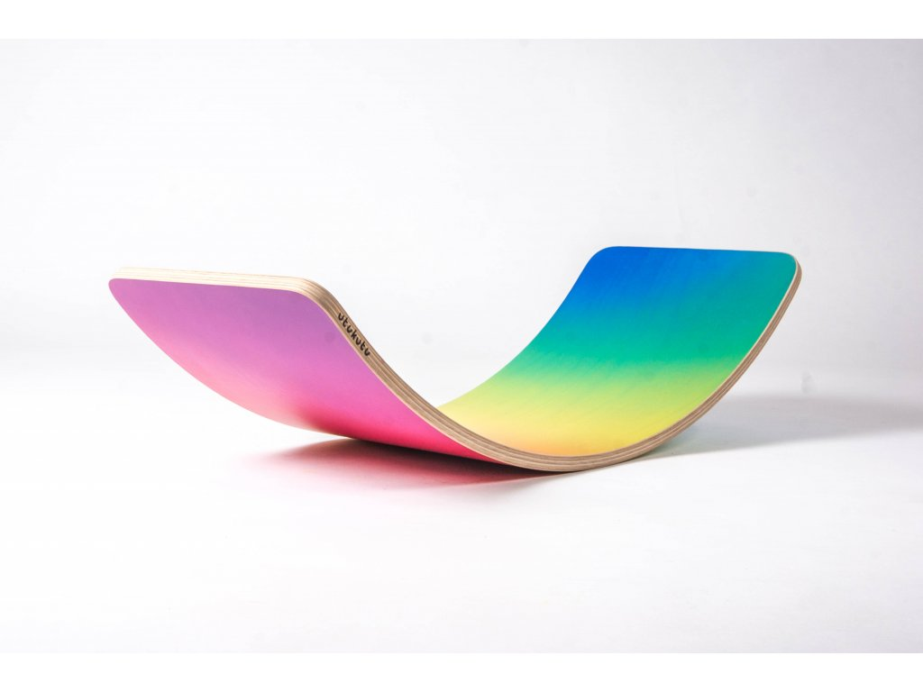 utukutu rockerboard houpaciprkno rainbow ombre