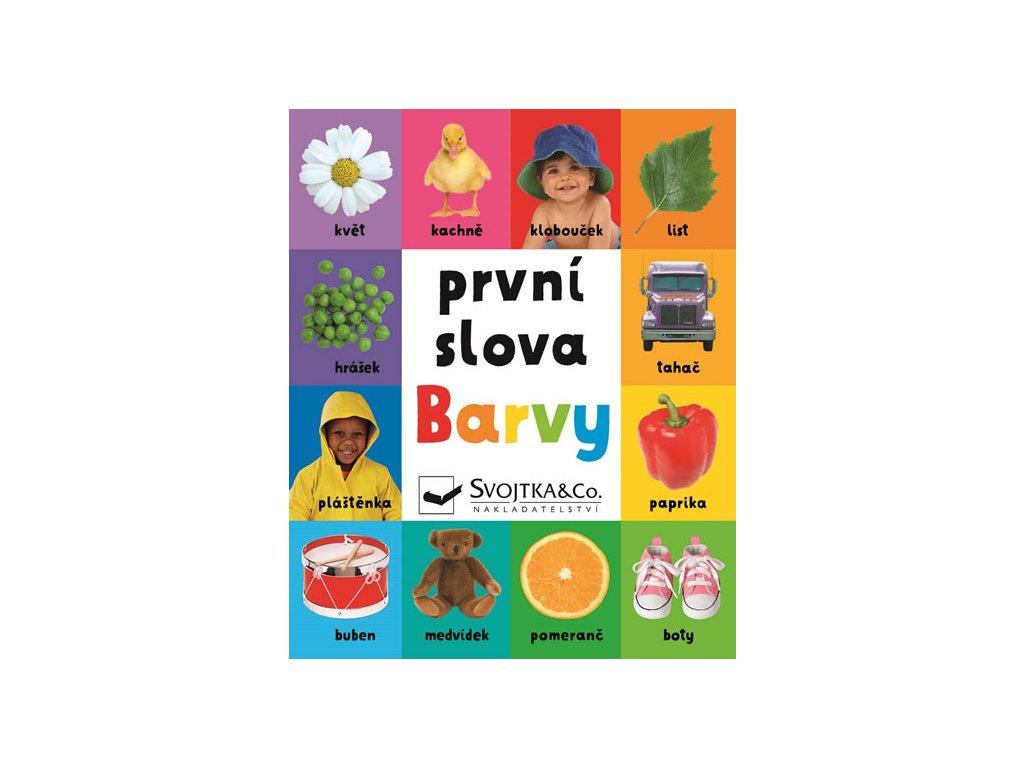 Barvy První slova Svojtka&Co.