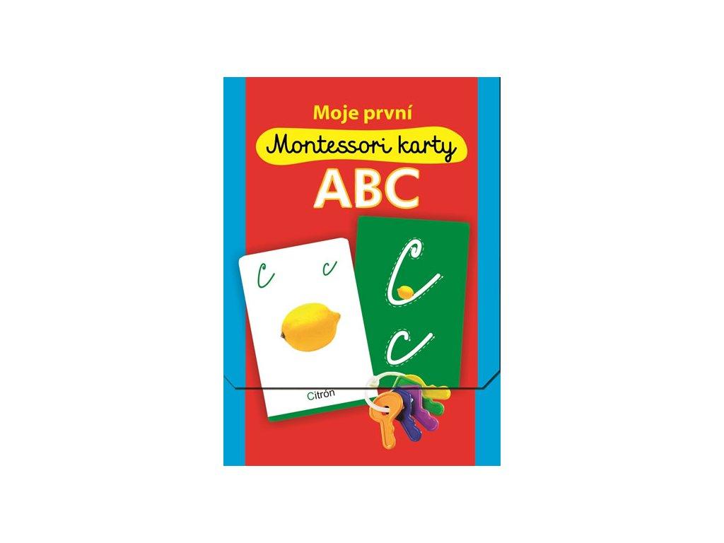Moje první Montessori ABC Svojtka&Co.