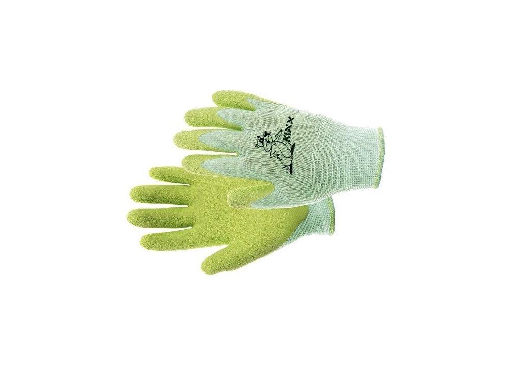 rukavice nylonove fudge vel 4