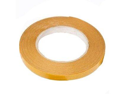 Oboustranná silně lepící páska 0,6cm 50m