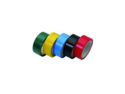 Páska izolační 19mm/5m 5 barev