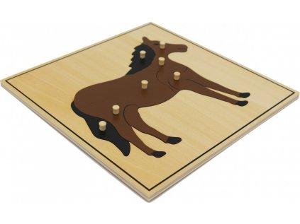 Puzzle - kůň