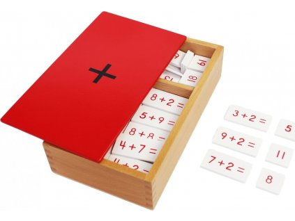 Sčítací krabička - příklady a výsledky