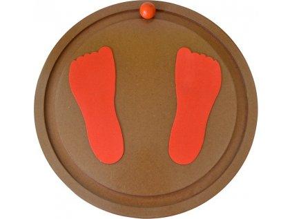 Hra pro chodidla