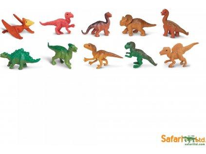 Tuba - Mláďata dinosaurů