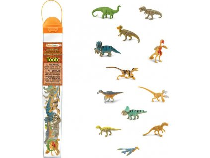 Tuba - Opeření dinosauři