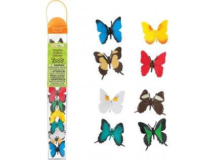 Tuba - Motýli