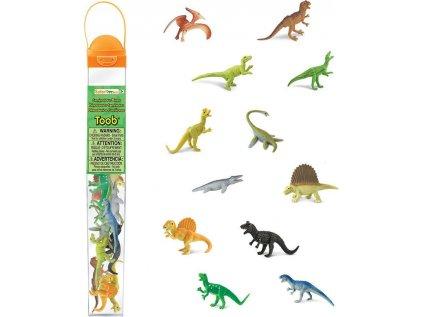 Tuba - Masožraví dinosauři