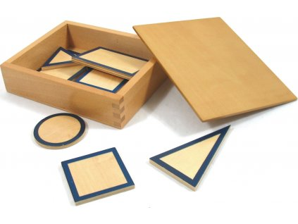 Základny pro geometrická tělesa