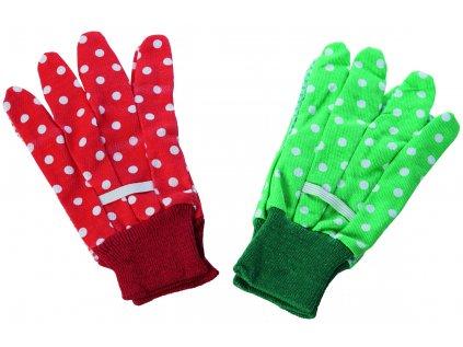 Zahradnické rukavice Puntík