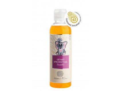 N0817I Detsky sprchovy gel Vendelin 200 ml