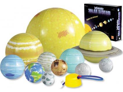Nafukovací sluneční soustava