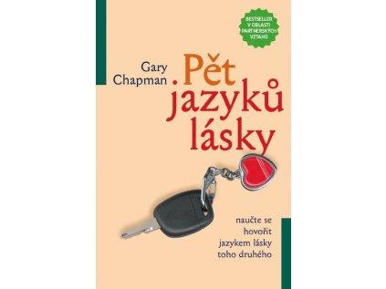 Pět jazyků lásky Gary Chapman