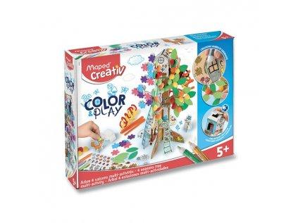 Sada Maped Creativ Color & Play Čtyři roční období 1