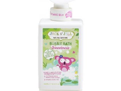 Jack N´ Jill NATURAL BATHTIME Sweetness Pěna do koupele