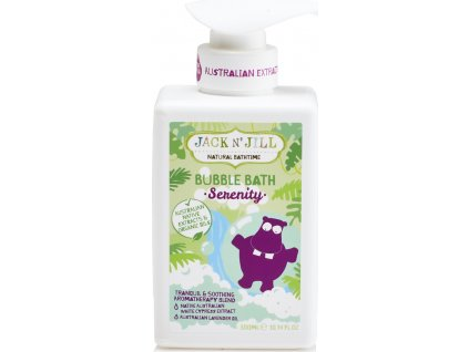 Jack N´ Jill NATURAL BATHTIME Serenity Pěna do koupele