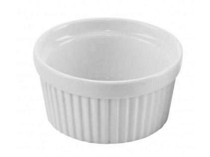 KZ2621747 miska zapekaci porcelan 9x4,5cm bila