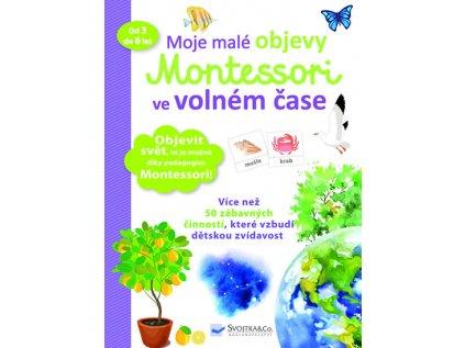 Moje malé objevy Montessori ve volném čase Svojtka&Co.