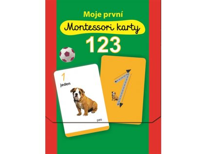 Moje první Montessori 123 Svojtka&Co.
