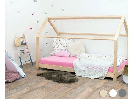 Dětská postel domeček Tery bez bočnice