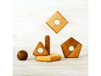 skladaci hracka 5 tvaru