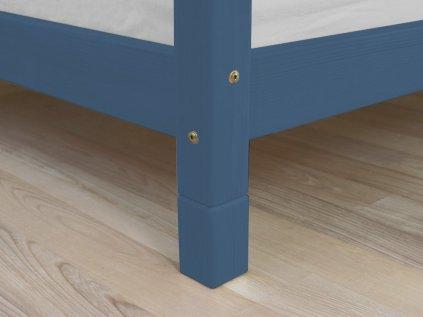 Přídavné nohy postele FOOTS, 4 ks