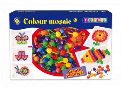 barevna mozaika 250ks