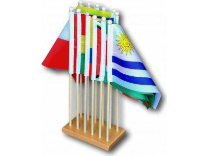 Vlajky Jižní Ameriky
