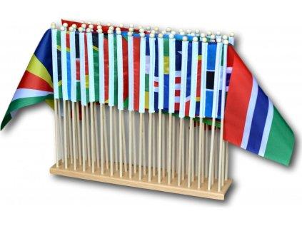 Vlajky Afriky