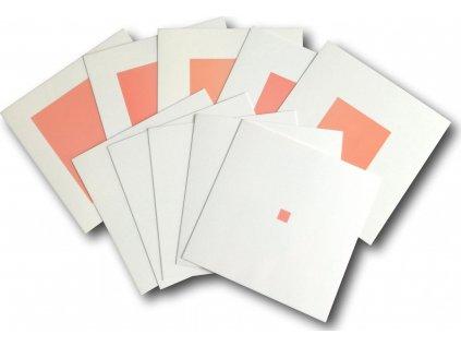 Kontrolní karty k Růžové věži