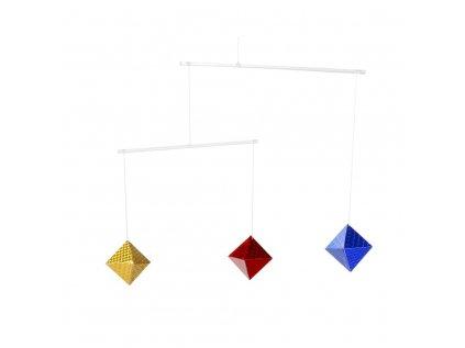 montessori mobile octahedron