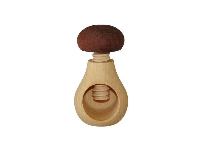 Hříbek na louskání ořechů (šroubování)