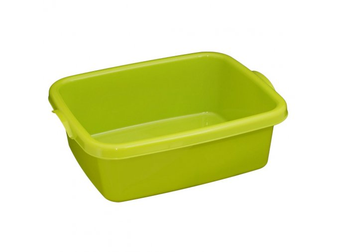 Lavor hranatý zelený 10l
