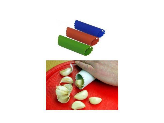 Loupač česneku silikon