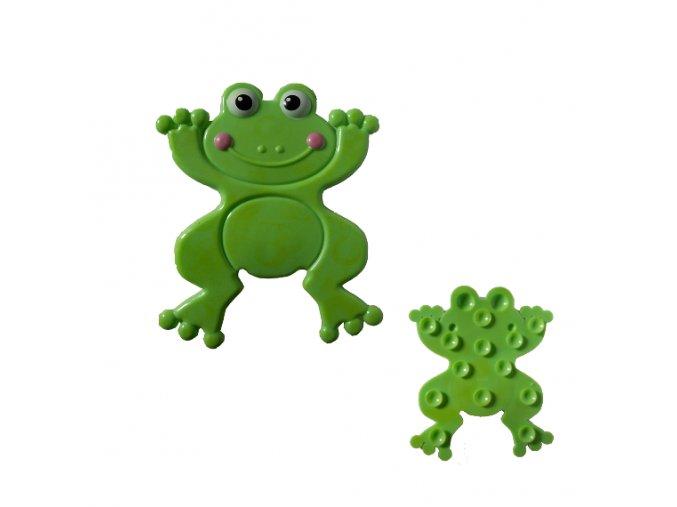 Podložka s přísavkami žába